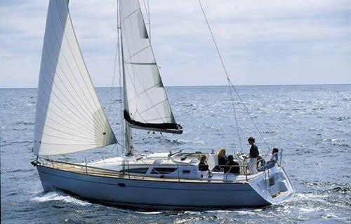 Sun Odyssey 35 - Ribadeo
